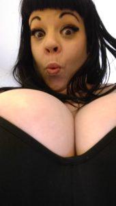 Natasha Salad boobs